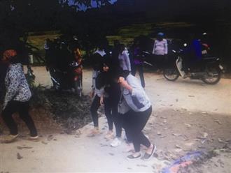 Thảm án 5 người chết ở Thái Nguyên: Hai con gái suy sụp, ôm nhau khóc khi hay tin bố giết mẹ và 4 người khác