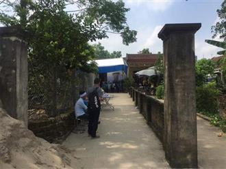 Thảm án giết 3 người ở Thái Nguyên: Nỗi đau xé lòng người ở lại