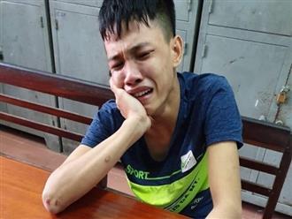 Thanh niên 2K òa khóc khi bị bắt cùng 7 viên ma túy