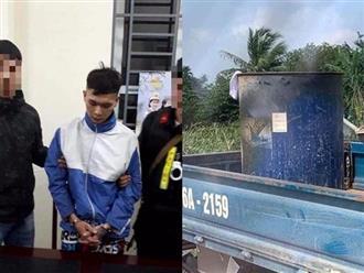 Vụ giết chủ nợ, đốt xác trong thùng phuy ở Hải Phòng: Hé lộ lý lịch bất ngờ của nghi phạm