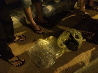 TP.HCM: Để lại bịch túi nylong, nam thanh niên nhảy cầu Bình Triệu xuống sông Sài Gòn mất tích