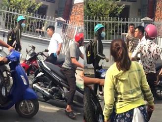 Thanh niên Sài Gòn ốm đòn vì tát nữ sinh đỏ mặt, lấy chìa khóa xe sau va chạm