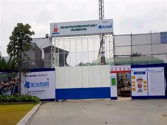 Thi công trái phép, dự án Green Star Sky Garden của Hưng Lộc Phát bị đình chỉ
