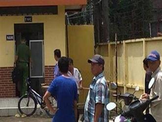 Phát hiện thi thể người đàn ông trong nhà vệ sinh của cây xăng