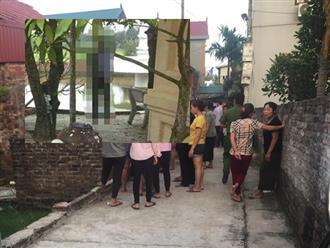 Người dân phát hiện thi thể người phụ nữ treo cổ gần nơi xảy ra vụ anh trai truy sát cả nhà em ruột
