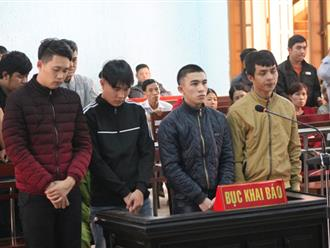 Thiếu niên giết người lĩnh án 15 năm tù