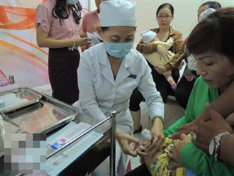Thống kê sau khi 2 trẻ chết vì tiêm vắc-xin ComBE Five: 6/12 tỉnh ghi nhận có trẻ sốt cao kéo dài