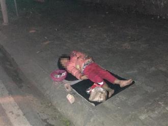 Thông tin mới nhất về bé gái 5 tuổi lê la hè phố xin tiền nuôi bà ngoại ở Nam Định