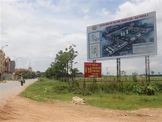 Thủ tướng 'thúc' việc kiểm tra 2.000ha đất dự án bỏ hoang ở Hà Nội