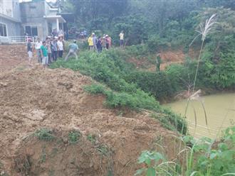 Thương tâm: 3 học sinh tiểu học rơi xuống hồ tưới cà phê chết đuối, trong đó có 2 chị em ruột