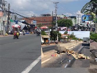 Thương tâm: Nữ công nhân quét rác bị ô tô tông tử vong lúc rạng sáng, tài xế lái xe bỏ trốn
