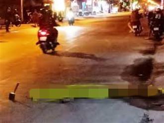 Tiền Giang: Nghi án chồng đâm vợ 11 nhát, đem bỏ lề đường rồi tự tử