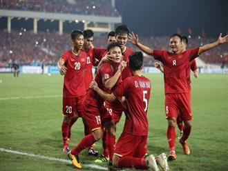 Tiết lộ số tiền thưởng 'khủng' đội tuyển Việt Nam nhận được khi lọt vào chung kết AFF Cup