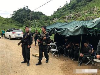 Tiêu diệt 2 kẻ trốn truy nã cuối cùng cố thủ trong nhà trùm ma túy ở Lóng Luông