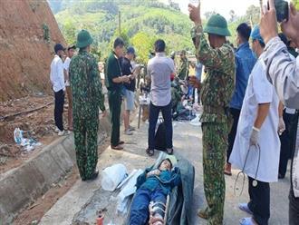 Tìm thấy 33 người sống sót trong vụ sạt lở đất ở Trà Leng – Quảng Nam