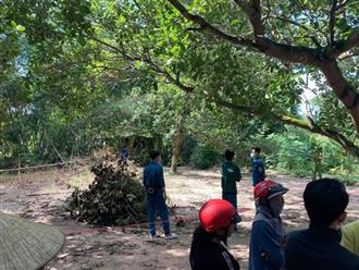 Xót xa: Tìm thấy thi thể bé trai 4 tuổi sau 9 ngày mất tích ở Đồng Nai