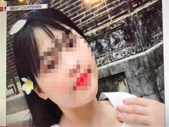 Tin nhắn cuối của cô gái Việt nghi tử vong tại Anh