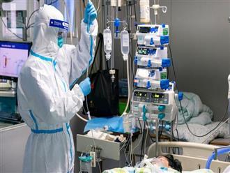 Tin vui: Bác sĩ mắc Covid-19 tham gia chống dịch từ những ngày đầu tiên đã khỏi bệnh