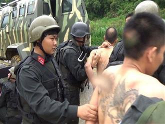 """Tính cách đối lập của hai """"ông trùm ma túy"""" trốn nã ở Lóng Luông"""