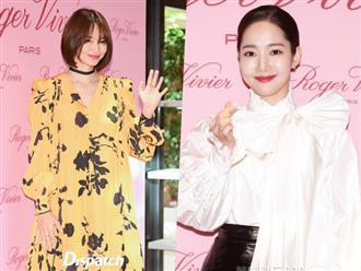 Tình cũ Lee Min Ho đọ sắc cùng bạn gái Kim Woo Bin: Mỹ nhân phẫu thuật thẩm mỹ lấn át nàng 'hồ ly'