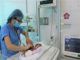 Tình hình sức khỏe bé gái sơ sinh bị bỏ rơi ngoài ruộng ở Thái Bình: Gãy xương đòn, bỏng nửa người trái, suy hô hấp