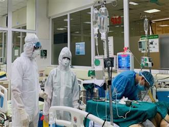Tình trạng 3 bệnh nhân nặng nhiễm Covid-19 tại Việt Nam