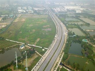 Toàn cảnh con đường giá trị 1.500 tỉ, dân muốn đi qua phải xin phép