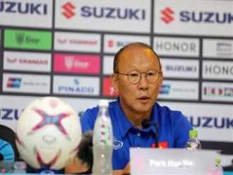 HLV Park Hang Seo: 'Tôi không rời Việt Nam, tôi còn đói danh hiệu'