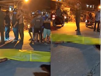 TP. HCM: Đâm bạn nhậu tử vong rồi bỏ xác giữa đường