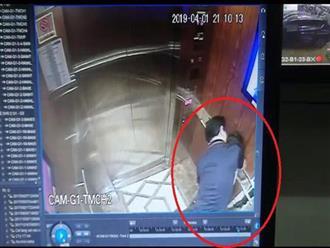 TP.HCM: Đối tượng sàm sỡ, cưỡng hôn bé gái trong thang máy không phải là cư dân chung cư