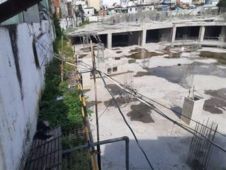 TP.HCM: Dự án hơn 1.000 căn hộ xây trái phép ngay trung tâm quận 5