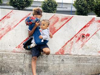 Loạt ảnh đặc tả cảnh trẻ thơ bị đày đọa công khai ở TP HCM