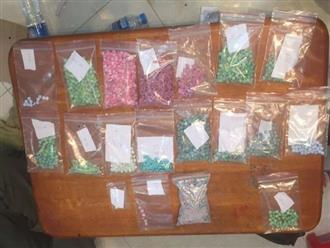 Triệt phá lò sản xuất ma túy tổng hợp cực lớn tại Sài Gòn