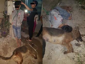 Thanh niên trộm chó bị treo cổ: Nghiện ma túy đá, gia đình không muốn nhận con