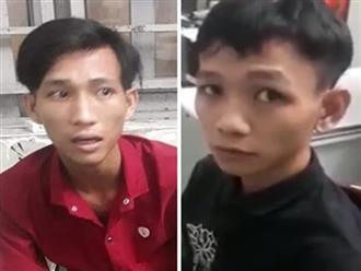 Tuần tra đêm bắt giữ hai đối tượng cạy cửa trộm tài sản chuyên nghiệp