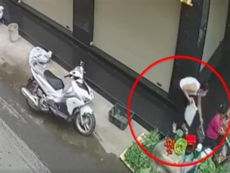 Đồng Nai: Bắt khẩn cấp người phụ nữ đi xe ga trộm túi xách của bà bán rau