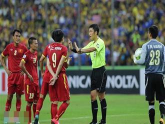 Trọng tài xử ép ĐT Việt Nam ở AFF Cup 2014 bắt trận chung kết U23