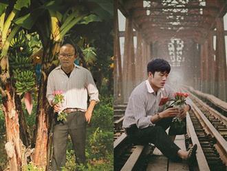 Trước thềm chung kết: HLV Park Hang-seo thơ thẩn trong vườn chuối, Xuân Trường lên cầu Long Biên suy tư sự đời