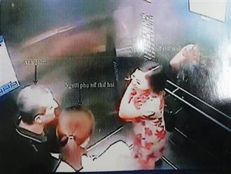 Truy tìm 2 người phụ nữ nghi trộm 600 triệu đồng của người đàn ông ngoại quốc trong thang máy chung cư Tropic Garden
