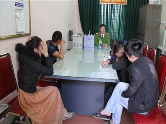 Từ 9 nam nữ xăm trổ thác loạn trong khách sạn lộ ra nhóm chuyên đòi nợ thuê