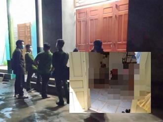 Chồng chém vợ rồi tự sát vì ghen tuông: Mang con đi gửi hàng xóm rồi về nhà gây án