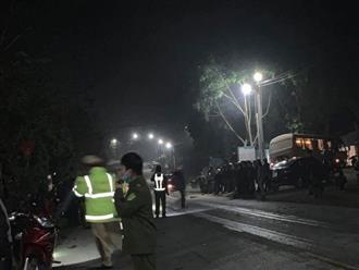 Tuyên Quang: Va chạm với xe ô tô, 2 nam sinh tử vong thương tâm