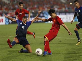 Hạ Philippines 4-2, tuyển Việt Nam kết thúc năm 2018 hoàn hảo