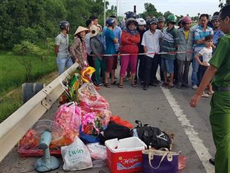 Vụ xe rước dâu gặp tai nạn thảm khốc: Anh trai chú rể điều khiển ô tô 4 chỗ chở 2 cháu nhỏ theo sau, thoát nạn trong gang tấc
