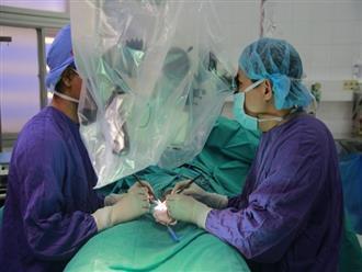 """Ứng cứu khẩn cấp quý ông 55 tuổi bị """"vợ bé"""" cắt phăng """"của quý"""" vì ghen"""