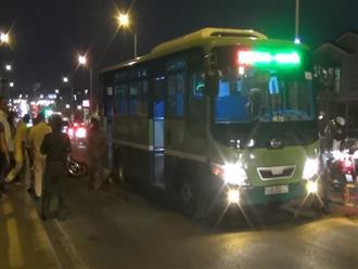 Va chạm với xe buýt trên cầu, cô gái trẻ bị cán tử vong thương tâm