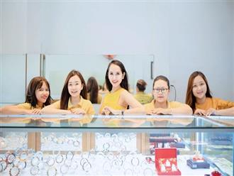 Vàng Phong Thủy Kim My gây ấn tượng mạnh cho khách hàng nhân dịp khai trương đầu năm mới