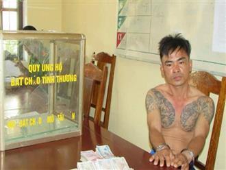 Đóng giả người nhà bệnh nhân, đối tượng xăm trổ vào bệnh viện ăn trộm tiền ở thùng quỹ từ thiện