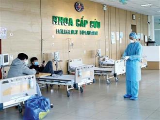 Việt Nam ghi nhận 141 ca nhiễm Covid-19, trong đó có 1 bác sĩ khoa cấp cứu Bệnh viện bệnh nhiệt đới TW cơ sở Đông Anh