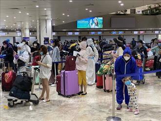 Việt Nam ghi nhận ca nhiễm Covid-19 thứ 335: Nam thanh niên người Thái Nguyên trở về từ Kuwait, đã cách ly ngay khi nhập cảnh